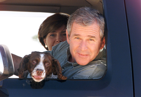 Politician「George W. Bush at His Ranch」:写真・画像(8)[壁紙.com]
