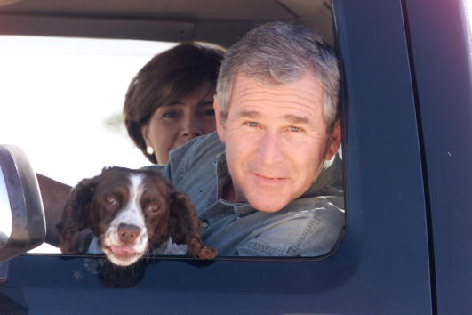 US President「George W. Bush at His Ranch」:写真・画像(16)[壁紙.com]