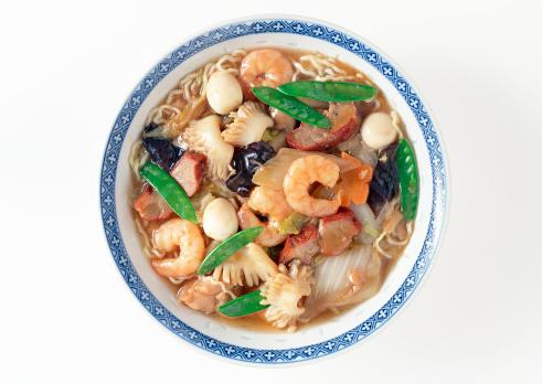 キクラゲ「Chinese Noodles」:スマホ壁紙(18)