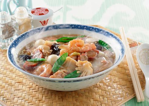 キクラゲ「Chinese Noodles」:スマホ壁紙(13)