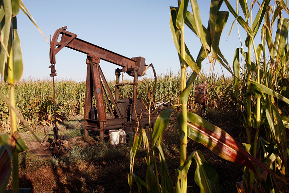 Ethanol「Farmland Tapped For Oil In The Midwest」:写真・画像(5)[壁紙.com]