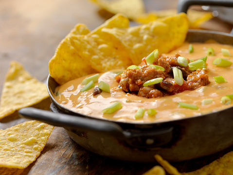 Tortilla - Flatbread「Chili Cheese Dip」:スマホ壁紙(10)