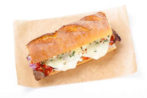 Onion「Chili Cheese Steak Sub Sandwich」:スマホ壁紙(18)