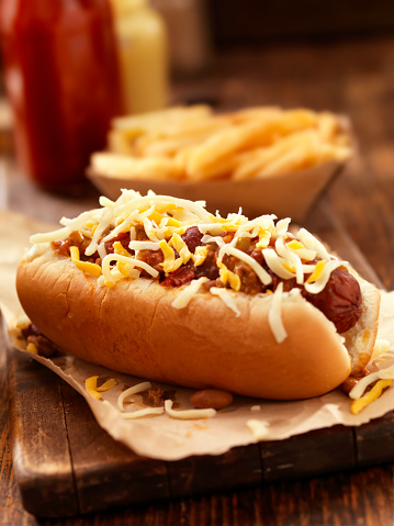 Side Dish「Chili Cheese Dog」:スマホ壁紙(6)