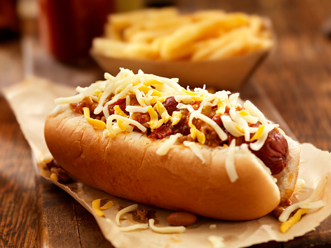 Fast Food「Chili Cheese Dog」:スマホ壁紙(2)