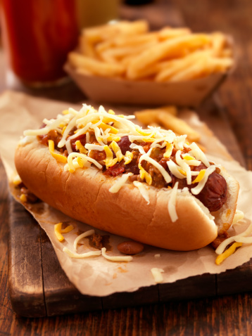 Cheese「Chili Cheese Dog」:スマホ壁紙(4)