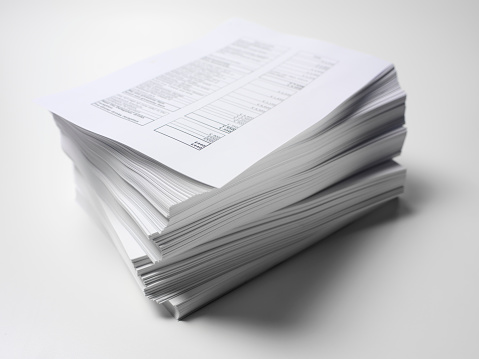 Document「Paper Work in Order」:スマホ壁紙(16)