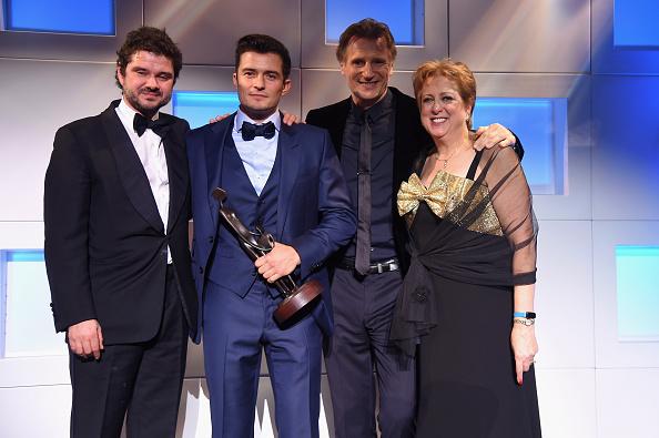 オーランド・ブルーム「11th Annual UNICEF Snowflake Ball Honoring Orlando Bloom, Mindy Grossman And Edward G. Lloyd - Inside」:写真・画像(18)[壁紙.com]
