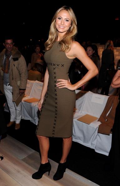 Pencil Dress「Michael Kors - Front Row - Fall 2012 Mercedes-Benz Fashion Week」:写真・画像(7)[壁紙.com]