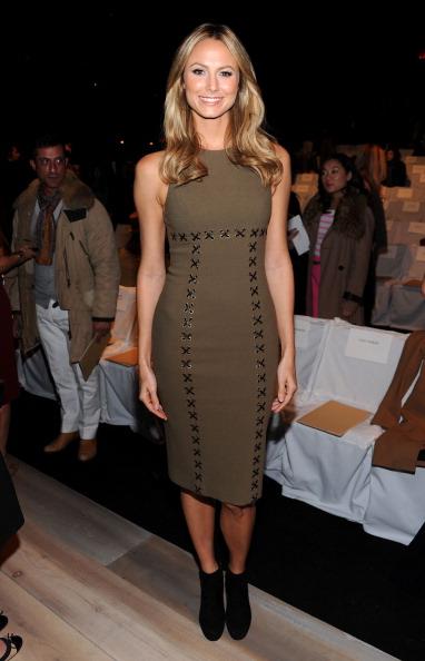 Pencil Dress「Michael Kors - Front Row - Fall 2012 Mercedes-Benz Fashion Week」:写真・画像(6)[壁紙.com]