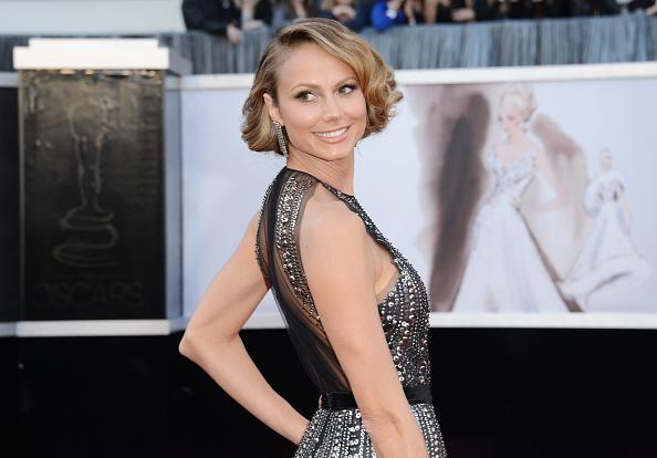 Halter Top「85th Annual Academy Awards - Arrivals」:写真・画像(17)[壁紙.com]