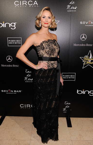 Strapless Dress「Hollywood Domino Celebrates 4th Annual Gala With Special Performance By Seth Macfarlane - Red Carpet」:写真・画像(19)[壁紙.com]