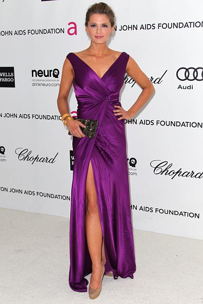 Gold Purse「20th Annual Elton John AIDS Foundation's Oscar Viewing Party - Arrivals」:写真・画像(9)[壁紙.com]