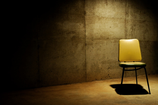 Depression - Sadness「Have a seat--interrogation room」:スマホ壁紙(17)