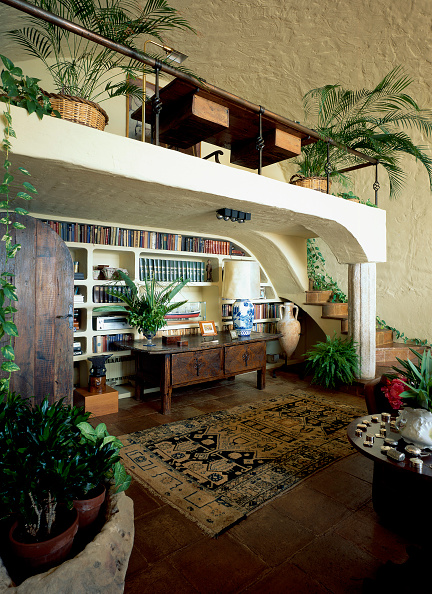 Rug「View of a well designed library」:写真・画像(2)[壁紙.com]