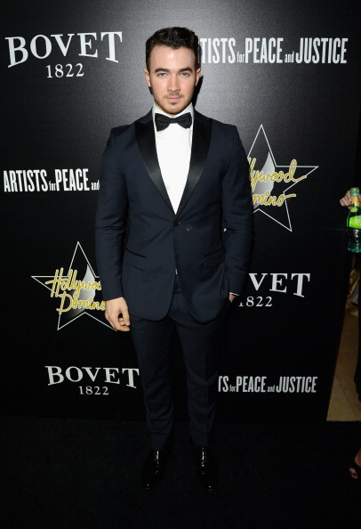 Making Money「7th Annual Hollywood Domino And Bovet 1822 Gala Benefiting Artists For Peace And Justice - Red Carpet」:写真・画像(17)[壁紙.com]