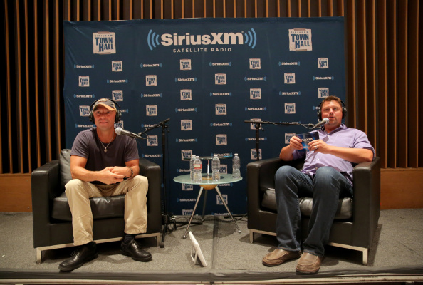 "SIRIUS XM Radio「SiriusXM's ""Town Hall"" With Kenny Chesney; ""Town Hall"" To Air On Chesney's SiriusXM Limited-Run Channel ""Big Revival Radio""」:写真・画像(8)[壁紙.com]"