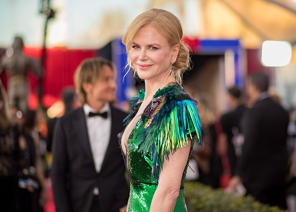 Nicole Kidman「The 23rd Annual Screen Actors Guild Awards - Red Carpet」:写真・画像(18)[壁紙.com]