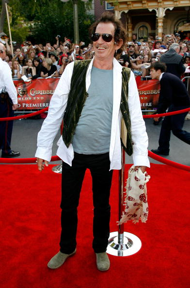 """Adults Only「World Premiere Of Walt Disney's """"Pirates Of The Caribbean: At World's End""""」:写真・画像(5)[壁紙.com]"""