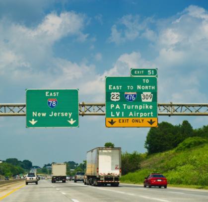 Pennsylvania「Highway signs」:スマホ壁紙(19)