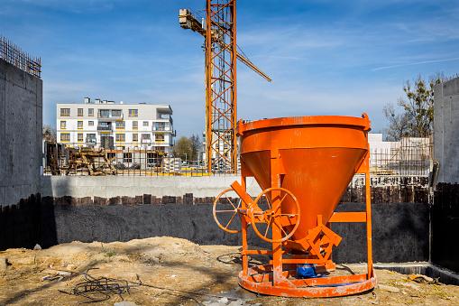 West Pomeranian Voivodeship「New complex of apartment buildings under construction」:スマホ壁紙(17)
