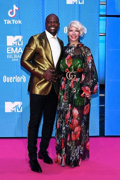 MTVヨーロッパ音楽賞「MTV EMAs 2018 - Red Carpet Arrivals」:写真・画像(7)[壁紙.com]