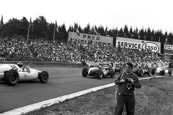 Spa「Bruce McLaren, Tony Brooks, Grand Prix Of Belgium」:写真・画像(19)[壁紙.com]