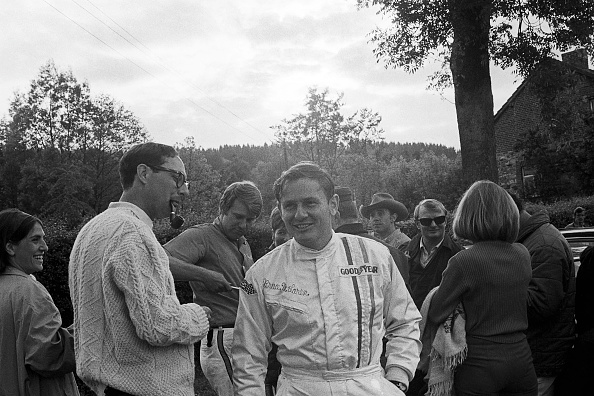 Spa「Bruce McLaren, Grand Prix Of Belgium」:写真・画像(2)[壁紙.com]