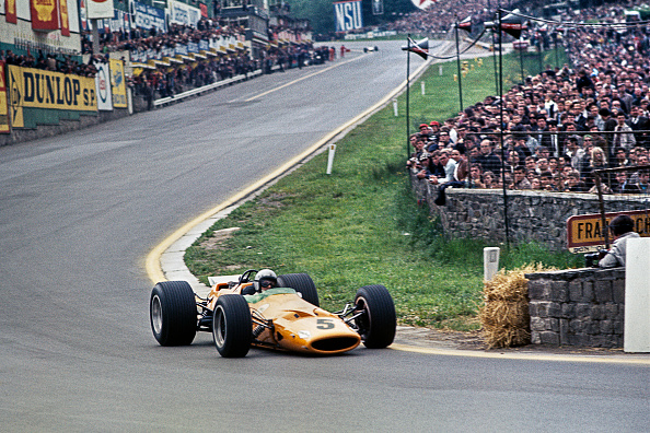 Spa「Bruce McLaren, Grand Prix Of Belgium」:写真・画像(16)[壁紙.com]
