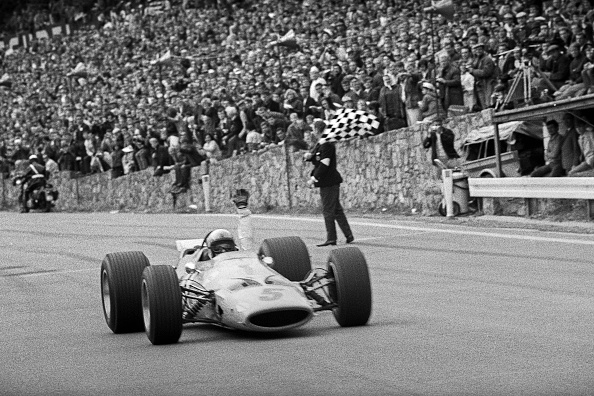 Spa「Bruce McLaren, Grand Prix Of Belgium」:写真・画像(6)[壁紙.com]