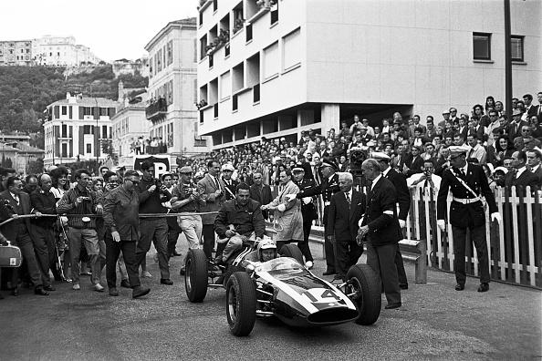 F1レース「Bruce McLaren, John Cooper, Grand Prix Of Monaco」:写真・画像(16)[壁紙.com]