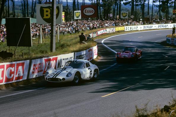 ルマン24時間レース「Bruce McLaren, 24 Hours Of Le Mans」:写真・画像(15)[壁紙.com]