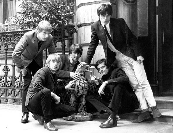 クリス ドレヤ「The Yardbirds」:写真・画像(7)[壁紙.com]