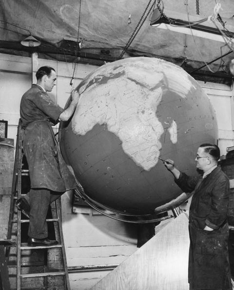 Globe - Navigational Equipment「Giant Globe」:写真・画像(13)[壁紙.com]