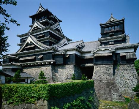 Castle「Castle of Kumamoto」:スマホ壁紙(15)