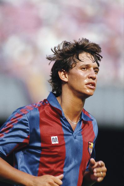 Barcelona - Spain「Gary Lineker Barcelona 1986」:写真・画像(8)[壁紙.com]