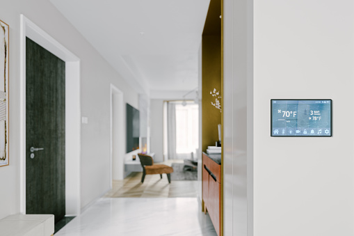 Electricity「Smart Home」:スマホ壁紙(9)