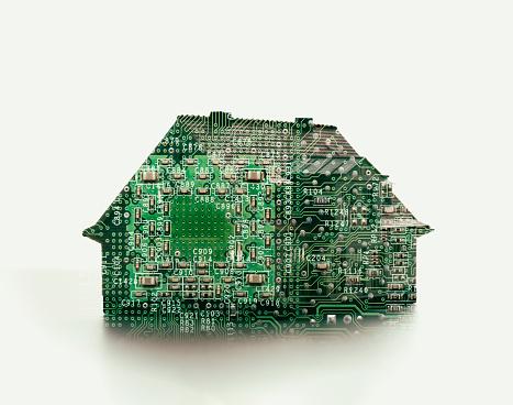 Mother Board「Smart home」:スマホ壁紙(1)
