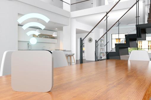 Wireless Technology「Smart Home voice assistant」:スマホ壁紙(14)