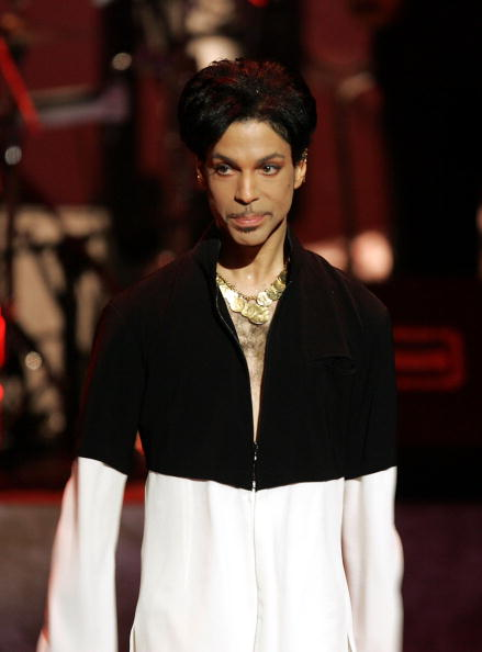 Prince - Musician「36th NAACP Image Awards - Show」:写真・画像(5)[壁紙.com]