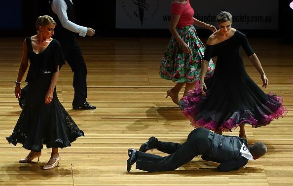 Scott Barbour「Ballroom Dancers Compete In 73rd Australian DanceSport Championship」:写真・画像(17)[壁紙.com]