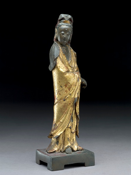 Bodhisattva「Standing Figure Of The Bodhisattva Guanyin」:写真・画像(4)[壁紙.com]