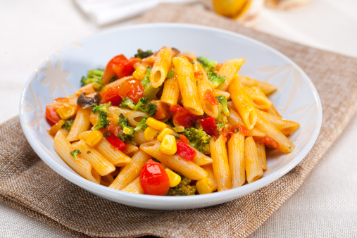 Broccoli「Penne with vegetables」:スマホ壁紙(13)