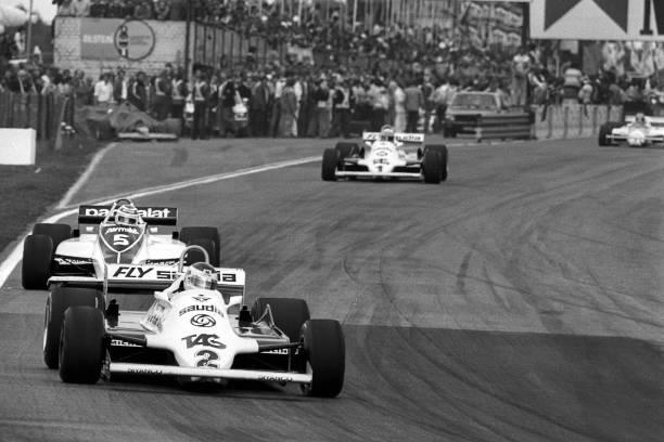 F1レース「Carlos Reutemann, Nelson Piquet, Alan Jones, Grand Prix Of Belgium」:写真・画像(18)[壁紙.com]
