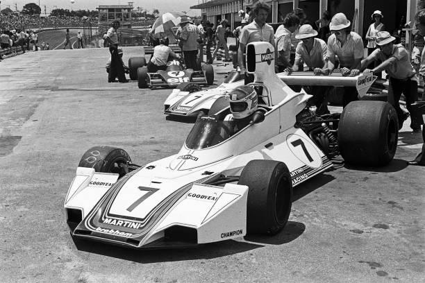 F1レース「Carlos Reutemann, Grand Prix Of Brazil」:写真・画像(13)[壁紙.com]