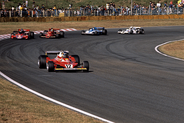 モータースポーツ「Carlos Reutemann, Hans-Joachim Stuck, Gunnar Nilson, Jacques Laffite, Ricardo Patrese, Grand Prix Of Japan」:写真・画像(15)[壁紙.com]