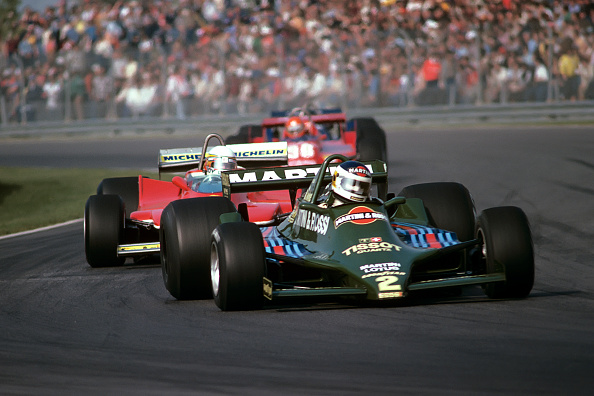 Grand Prix Motor Racing「Carlos Reutemann, Jody Scheckter, Grand Prix Of Canada」:写真・画像(3)[壁紙.com]