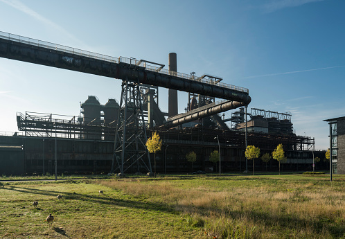 Mill「Former blast furnace」:スマホ壁紙(0)