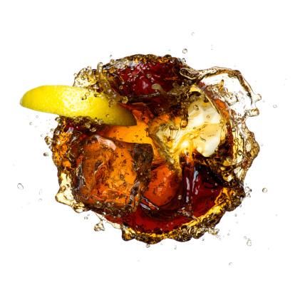 Ice Tea「Soda lemon ice splash」:スマホ壁紙(8)