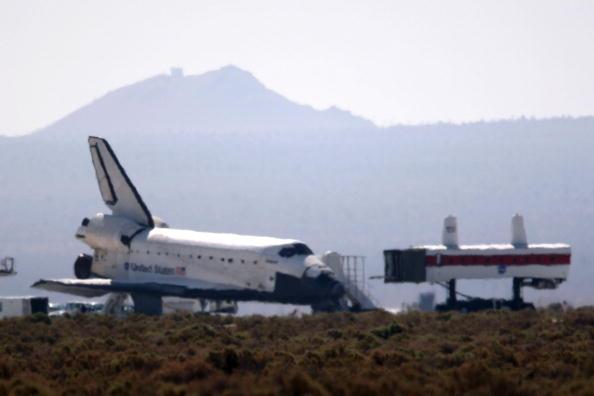 Hubble Space Telescope「Space Shuttle Atlantis Returns From Hubble Mission」:写真・画像(15)[壁紙.com]